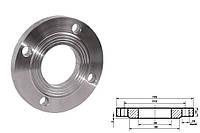 Фланец плоский стальной Ду 40 мм Ру 10 атм