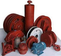 Ремонт кранового и промышленного оборудования