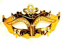 Прокат пластиковых карнавальных масок, фото 1