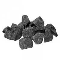 Камни для бани - Базальт черный колотый (20 кг)