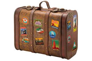 Валізи, сумки, рюкзаки, гаманці