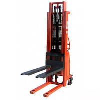 Штабелёр полуэлектрический Leistunglift S1530 (1500кг/3м)
