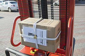 Штабелёр полуэлектрический Leistunglift S1530 (1500кг/3м), фото 2