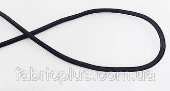 Резинка шляпная 3 мм черная