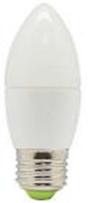 Лампа LED Свеча C37-4W-E27-3000K