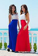 Платье, Кружево цветок ЛСН, фото 1