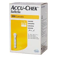 Ланцеты Accu-Chek Softclix 200 штук