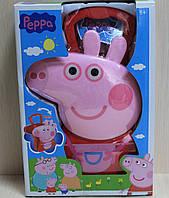 Набор фигурок Свинка Пеппа в пластиковом кейсе