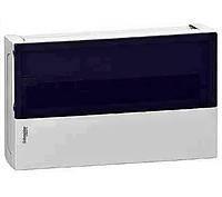 Щит распределительный навесной 18 модулей прозрачная дверь (MIP12118S)