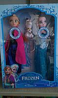 Кукла Анна и Эльза холодное сердце