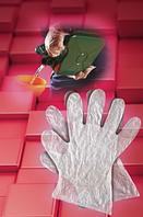 Перчатки полиэтиленовые RFOLIA (перчатки: размер M,L;100 шт)