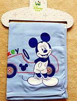 Пледик - одеяло детский Микки Маус
