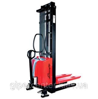 Штабелёр полуэлектрический Leistunglift SPМ1535 (1500кг/3,5м)