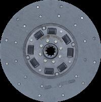 Диск сцепления ЗИЛ-130 (демпфер на резинках) / Диск 130-1601130-А7