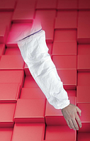 Перчатки полиэтиленовые TYV-SL (нарукавники,20 шт), фото 1
