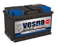 Аккумулятор Vesna Premium 55Ah-12v (207x175x190) правый +