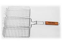 Решетка для гриля Time Eco 42х33 см