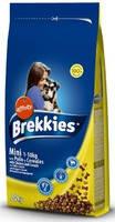 Сухой корм для взрослых собак малых пород на основе мяса курицы Brekkies Excel Dog Mini Adult 3 кг.