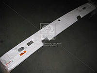 Бампер ПАЗ задний белый RAL 9003 . 3205-2804014-9003ДК