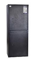 Офисный сейф ТМ Ferocon ЕС-130К2.Т1.П2.9005, фото 3