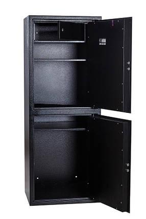 Офисный сейф ТМ Ferocon ЕС-130К2.Т1.П2.9005, фото 2