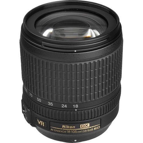 Объектив Nikon 18-105mm f/3.5-5.6G ED VR AF-S DX ( на складе )