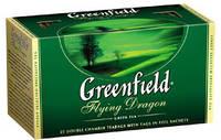 Чай Гринфилд зеленый Flying Dragon 25 пакетиков