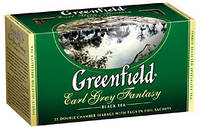 Чай Гринфилд черный Earl Grey Fantasy 25 пакетиков