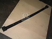 Лист рессоры коренной №1 задней ГАЗ 53 1600мм (ГАЗ). 3309-2912015
