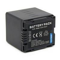 Аккумулятор  PANASONIC CGA-DU21 7.2V 1600mAh