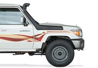 Шноркель SAFARI для Toyota Land Cruiser 71,73,75,76,78&79 Series с 2007 года  4.5 дизель