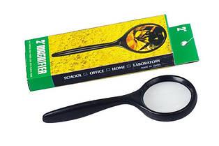Лупа ручная Magnifier 86041, увеличение 5X, диаметр - 50 мм