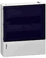 Щит распределительный навесной 24 модуля прозрачная дверь (MIP12212S)