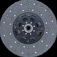 Диск сцепления МАЗ / ЯМЗ-238 с асбестовой накладкой / Диск 182-1601130