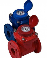 Фланцевый турбинный счетчик WPK-UA DN150 горячий