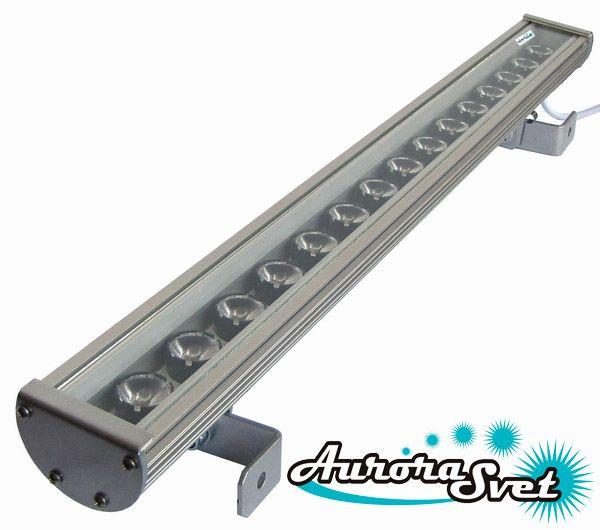 Светильник светодиодный линейный C-45. Линейный LED светильник. Светодиодный линейный светильник.