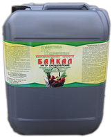 Биоудобрение Байкал ЭМ-1Р, 10 литров