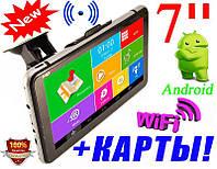 "GPS навигатор Pioneer Pi700i 7"" 8 Ядер Android 4.4."