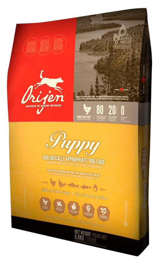 Корм для щенков Orijen Puppy