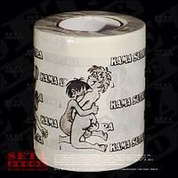 Туалетная бумага Камасутра, позы камасутры сувенирная