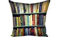 """Подушка """"Библиотека """""""