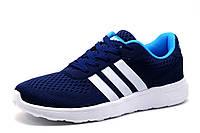 Кроссовки Adidas Lite Racer Engineered, мужские, синие, фото 1