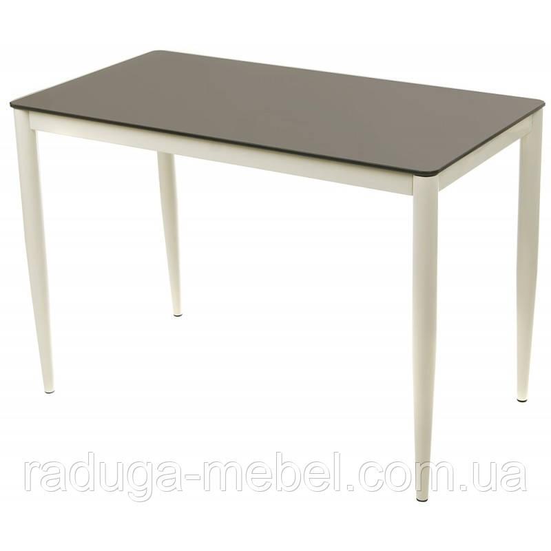 Стол обеденный стеклянный шоколадT-300-11