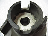 Крыльчатка вод. насоса МТЗ с/о пласм. (240-1307074-Б), фото 3