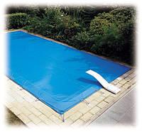 Зимнее ПВХ накрытие для бассейна
