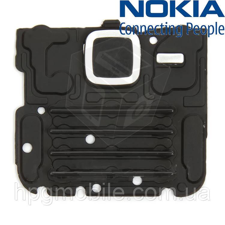 Клавиатура для Nokia N78, черная
