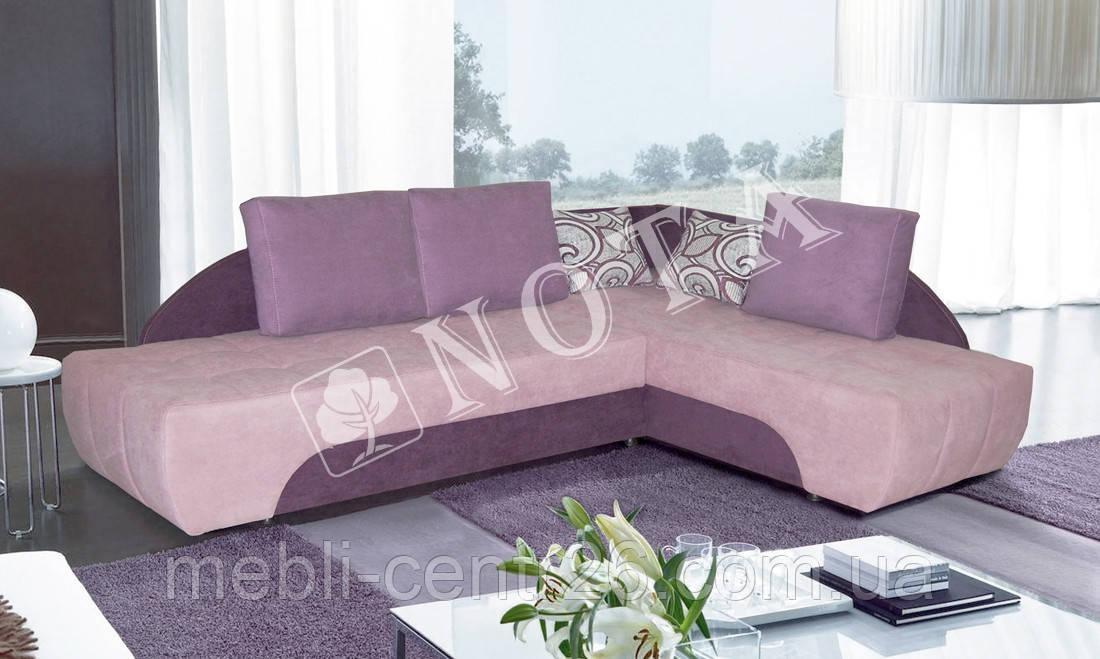 Угловая диван-кровать