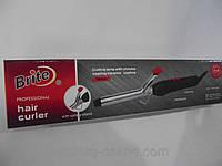 Плойка Brite BHC-471, приборы для укладки волос, красивые локоны, плойка +насадка-расческа