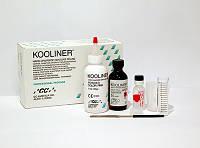 KOOLINER, пластмасса для перебазировки протезов, 80 г + 55 мл