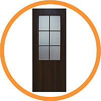 Двери Классика со стеклом
